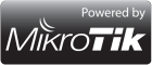 Powered by MikroTik