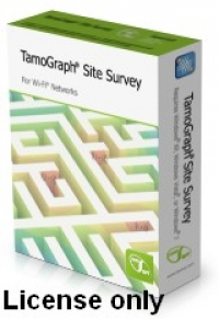 TamoSoft TamoGraph Site Survey Standard (License only)