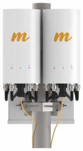 mimosa PtMP Base A5c, 5GHz connectorized Multi-User-MIMO Base-Station, 1Gbps aggregated IP