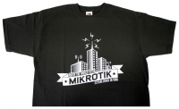 MikroTik T-Shirt 'Routing the World', XXL