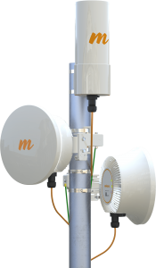 mimosa PTP System B24, 24GHz 33dBi antenna, 1.5Gbps aggregated IP