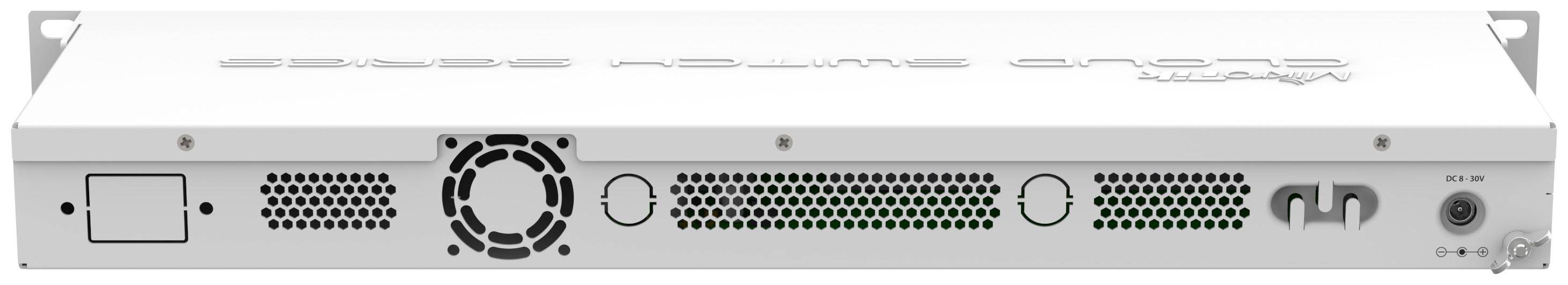 MikroTik Cloud Smart Switch CSS326-24G-2S+RM (Layer2 Switch