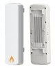 SkyFire™ AC1200-1, Dualband Outdoor AP/CPE/PTP with 2 x RP-SMA (5GHz) + 2 x RP-SMA (2.4GHz)