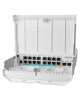 MikroTik Cloud Router Switch CRS318-1Fi-15Fr-2S-OUT netPower 15FR, Layer2/Layer3 Switch